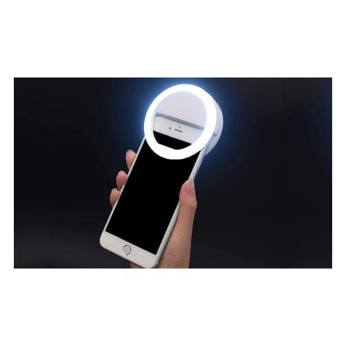 Smartphone-Selfie-Licht mit LEDs