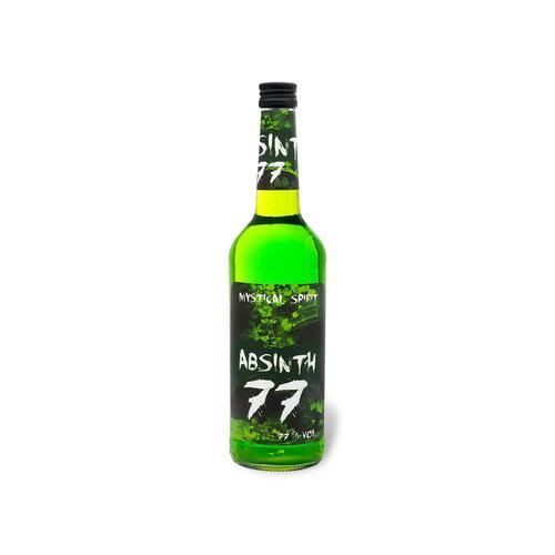 MYSTICAL SPIRIT Absinth 77% Vol