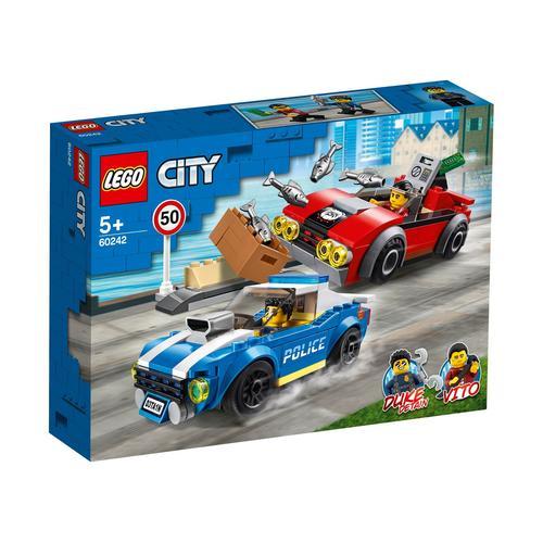 LEGO® City 60242 »Festnahme auf der Autobahn«