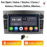 Autoradio android 10, GPS, lecte...