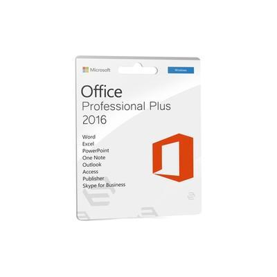 Microsoft Office Professional Plus 2016 pour PC