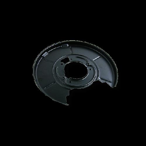 METZGER Ankerblech VW 6115058 Bremsankerblech,Spritzblech,Bremsscheiben Schutzblech,Bremsenschutzblech,Deckblech,Bremsblech,Spritzblech, Bremsscheibe
