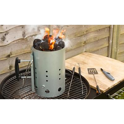 Chimney Barbecue Starter: Extra ...