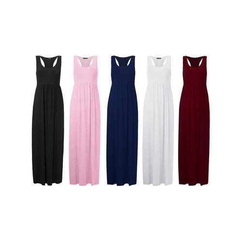 Kleid: Königsblau / M-L