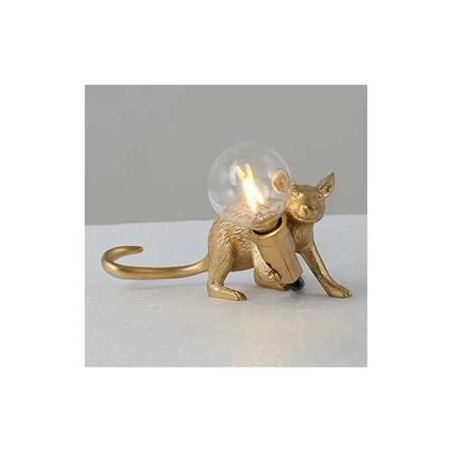 1 Tischlampe in Form einer Maus - Schreibtischlampe - Tischlampe - Nachttischlampe