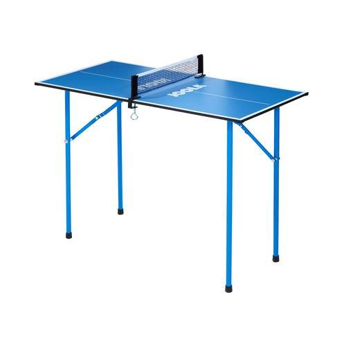 JOOLA Mini Indoor-Tischtennisplatte (blau)