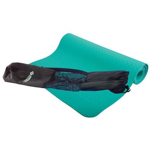 Schildkröt Fitness Yogamatte 4mm (Grün)