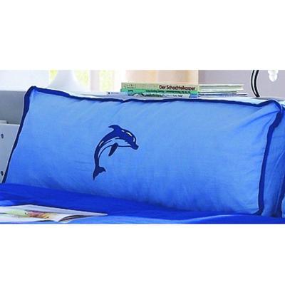 Relita Seitenkissen (blau/delfin)
