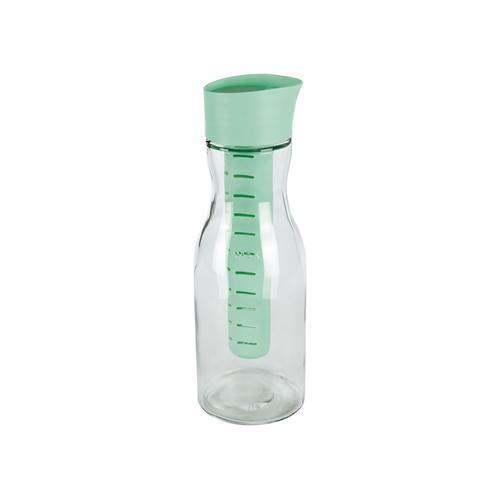 ERNESTO® Wasserkaraffe / Saftkrug (Wasserkaraffe mit Infuser)