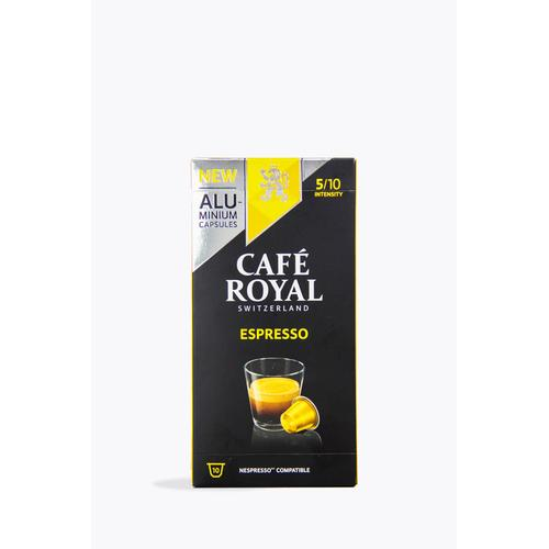 Café Royal Espresso 10 Kapseln Nespresso® kompatibel