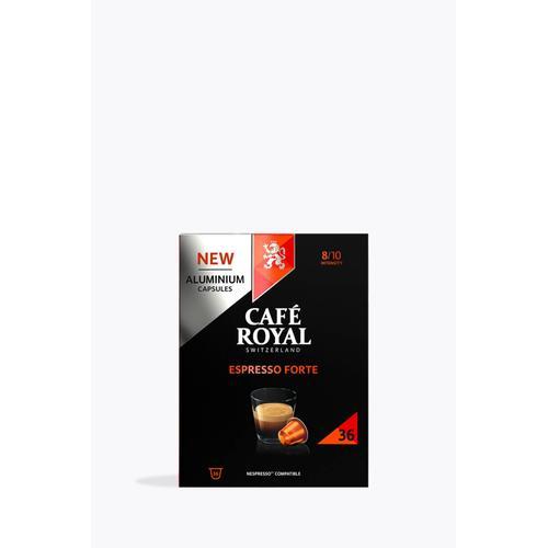 Café Royal Espresso Forte 36 Kapseln Alu Nespresso® kompatibel