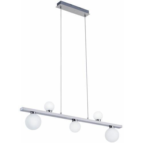 Hängelampe mit Fernbedienung Esstischlampe dimmbar Pendelleuchte Esstisch LED, App Sprach Steuerung