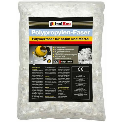 Isolbau - Polypropylenfasern Glasfasern für Estrich Betonfasern Mörtel 50 kg Beton-Fasern