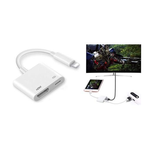 HDMI-Adapter: 1