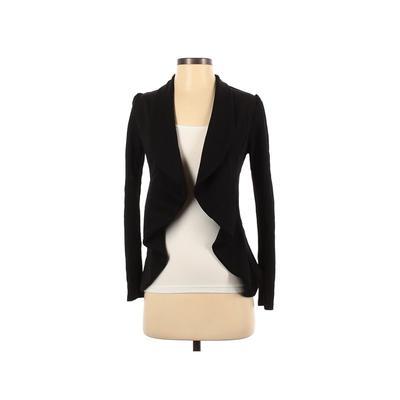 Fashion Nova Jacket: Black Solid...