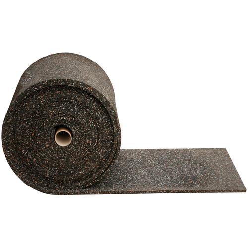 SZ METALL Gummimatte, zur Dämpfung, 100x60 cm (LxB) schwarz Metall Gummimatte