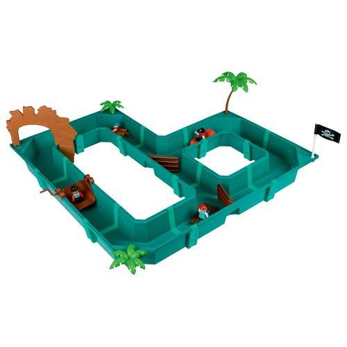 PLAYTIVE® Wasserbahnspielset (Piraten)