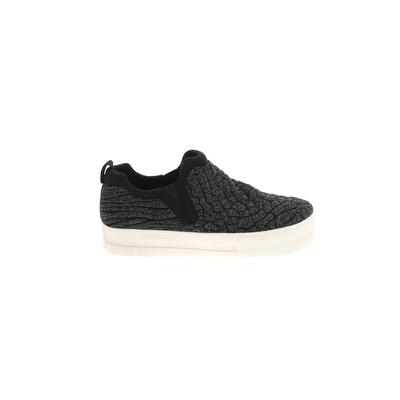 ASN Sneakers: Black Solid Shoes ...