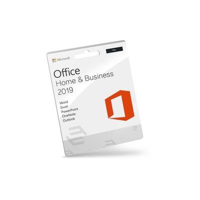 Pack Microsoft Office Home & Business 2019 pour un Mac