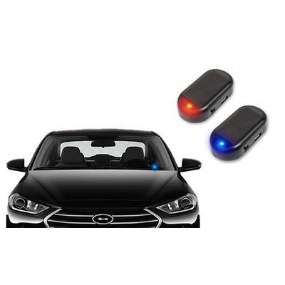 Solar-Simulated Car Security Lig...