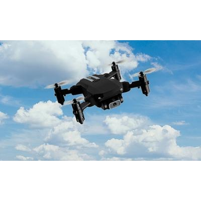 Minidrone avec caméra 4K avec support pour smartphone et hélices de rechange : x2
