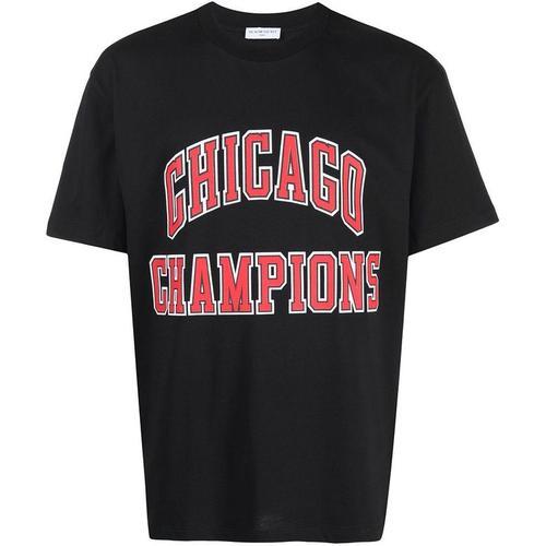 """Ih Nom Uh Nit T-Shirt mit """"Chicago""""-Print"""