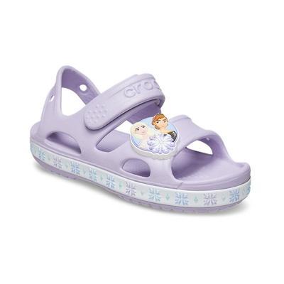 Crocs Lavender Kids' Crocs Fun Lab Disney Frozen Ii Sandal Shoes