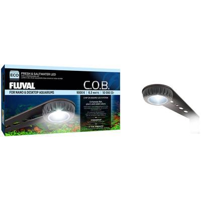 FLUVAL LED Aquariumleuchte FL Nano LED, 6,5 Watt schwarz Aquarium-Beleuchtung Aquaristik Tierbedarf