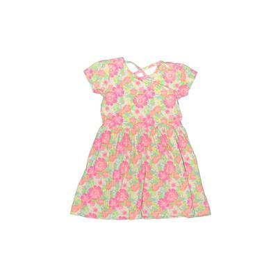 Free Style Dress - A-Line: Pink ...