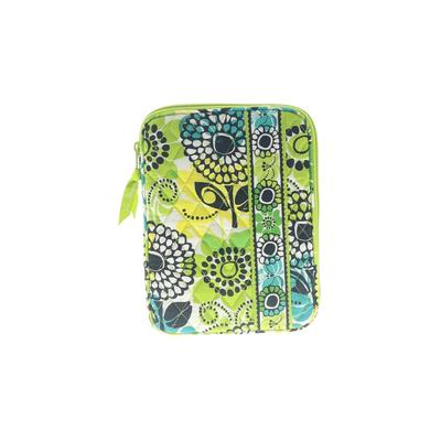 Vera Bradley Laptop Bag: Green Floral Bags