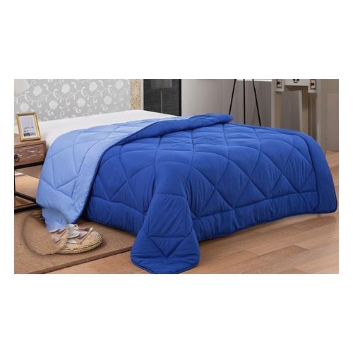 Bettdecke: 140 x 200 cm/Blau