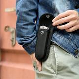 Sac à outils pliant, couteau pin...