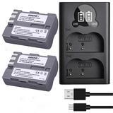 Batterie et chargeur EN EL3e EN-...