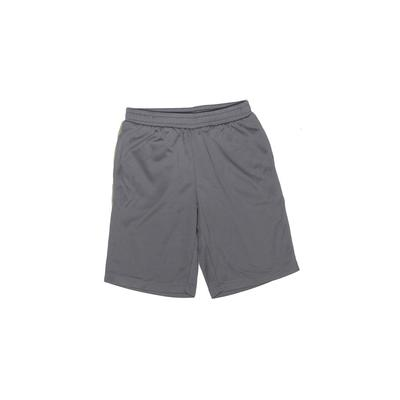 Amazon Essentials Athletic Shorts: Gray Solid Sporting & Activewear - Size 10