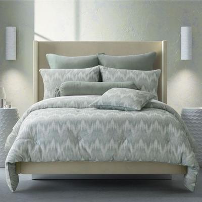 Harlow Mini Comforter Set Spa, Full / Queen, Spa