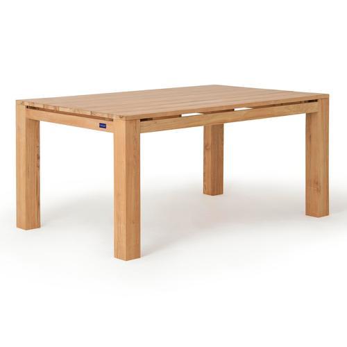 Garland Gartentisch Bretagne Teak Holz Esstisch Holztisch 160x90cm