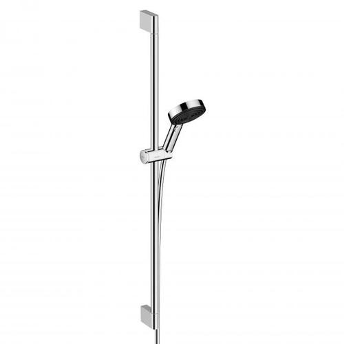 Hansgrohe Pulsify Select Brauseset 105 mit Brausestange, 24170000