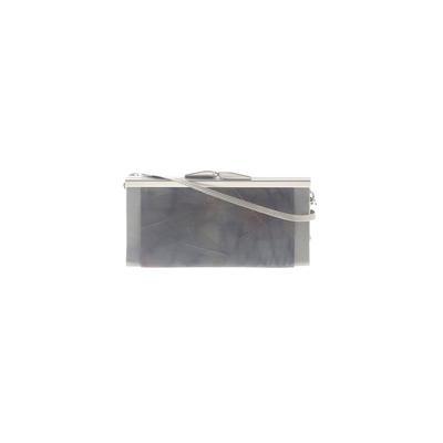 Shoulder Bag: Gray Solid Bags