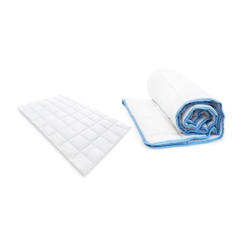 Bettdecke: Weiß / 200 x 200 cm