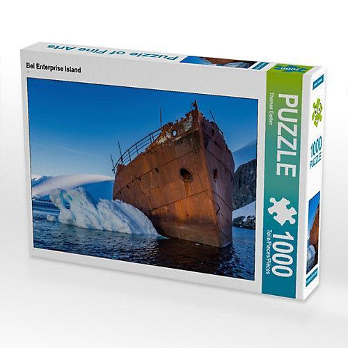 Bei Enterprise Island Foto-Puzzle Bild von Thomas Gerber Puzzle