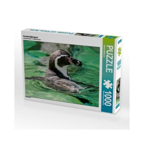 Humboldtpinguin Foto-Puzzle Bild von Michael Weirauch Puzzle