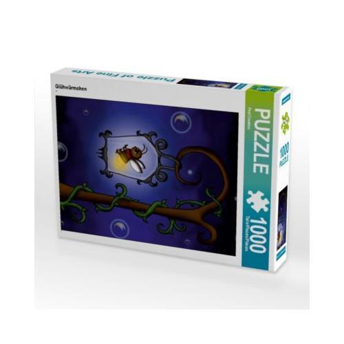 Glühwürmchen Foto-Puzzle Bild von Pezi Creation Puzzle