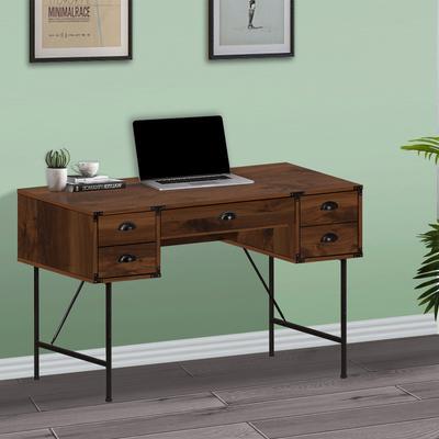 "47"" Writing Desk by Saint Birch in Walnut"