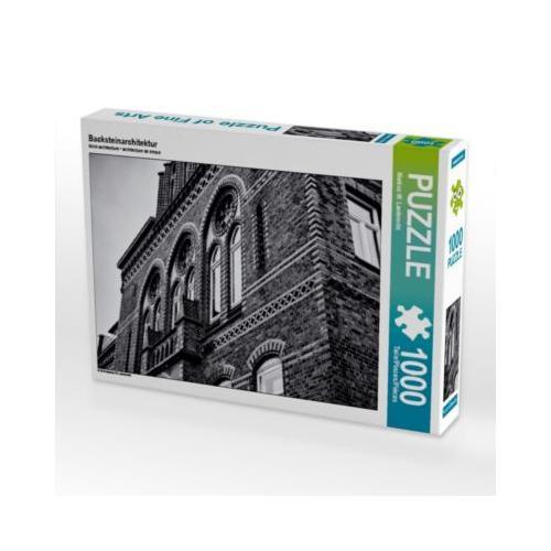 Backsteinarchitektur Foto-Puzzle Bild von Markus W. Lambrecht Puzzle