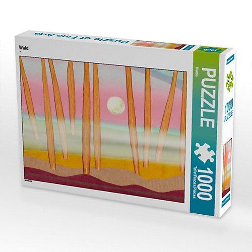 Wald Foto-Puzzle Bild von Klattis Puzzle
