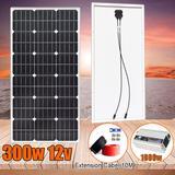 Panneau solaire 12v 300w, kit de...