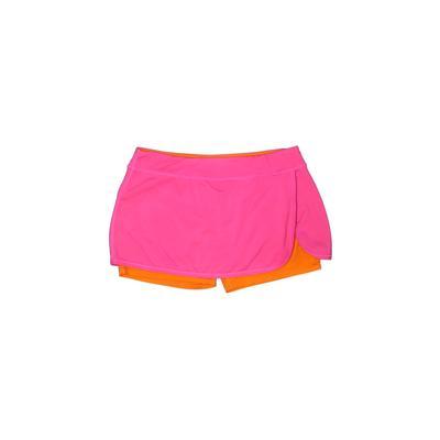 MTA Sport Active Skort: Pink Sol...