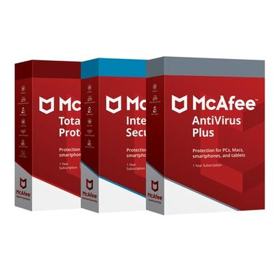 Software: McAfee Total Protectio...