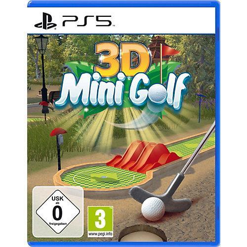 PS5 3D Minigolf