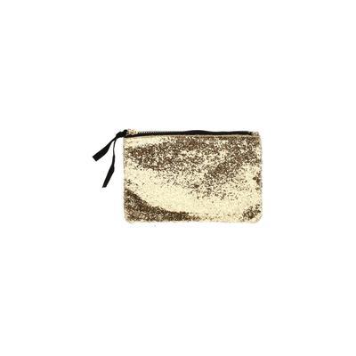 Makeup Bag: Gold Accessories